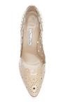 Nude Bea Classic Stiletto by OSCAR DE LA RENTA Now Available on Moda Operandi
