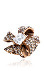 Bow Ring by OSCAR DE LA RENTA Now Available on Moda Operandi