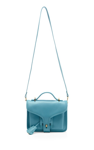 Medium opening ceremony green oc la handbag