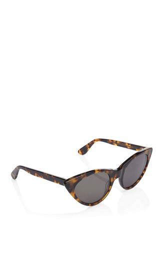 Cat Eye Sunglasses In Tortoise by OPENING CEREMONY Now Available on Moda Operandi