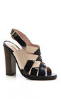Woven Heel Sandal by OPENING CEREMONY Now Available on Moda Operandi