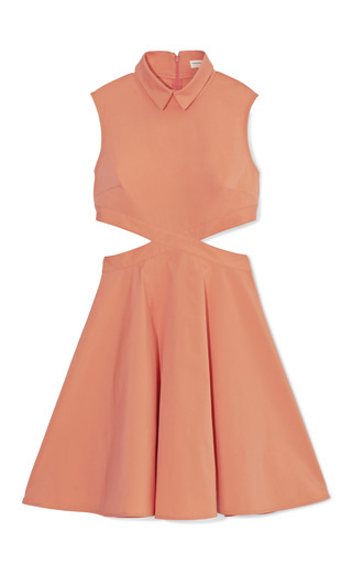 Medium opening ceremony pink austin cutout dress