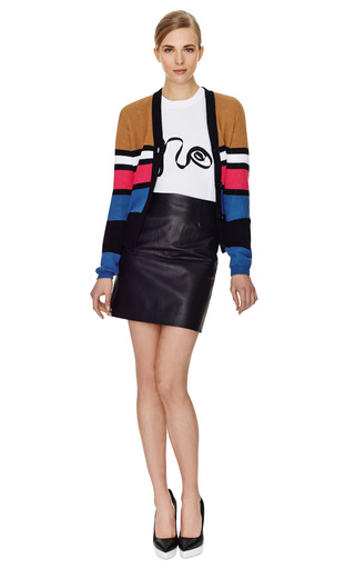 Sampson Mini Skirt by OPENING CEREMONY Now Available on Moda Operandi