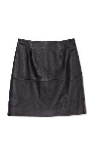 Medium opening ceremony black sampson mini skirt