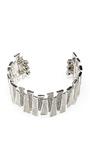 Silver Alexandra Bracelet by CA & LOU Now Available on Moda Operandi