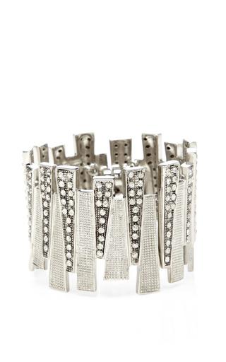 Medium ca lou silver silver alexandra bracelet