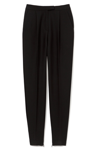 Pintuck Pant by GIAMBATTISTA VALLI for Preorder on Moda Operandi