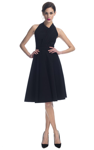 Medium preen black marcy dress