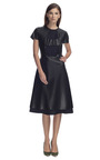 Leather Dress by CéDRIC CHARLIER for Preorder on Moda Operandi