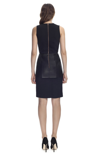 V Neck Lbd by CéDRIC CHARLIER for Preorder on Moda Operandi
