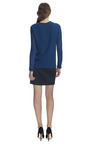 Two Tone Dress by CéDRIC CHARLIER for Preorder on Moda Operandi