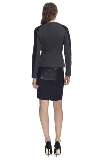 Fitted Jacket by CéDRIC CHARLIER for Preorder on Moda Operandi