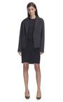 Basic Grey Jacket by CéDRIC CHARLIER for Preorder on Moda Operandi