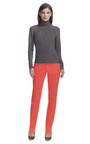 Faux Double Layer Turtleneck Sweater by CéDRIC CHARLIER for Preorder on Moda Operandi
