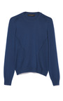 Perforated Sweater by CéDRIC CHARLIER for Preorder on Moda Operandi