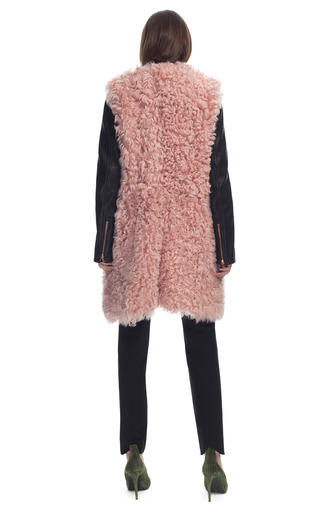 Shearling Coat by CéDRIC CHARLIER for Preorder on Moda Operandi