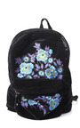 Bouquet Embroidered Velvet Backpack by CHRISTOPHER KANE for Preorder on Moda Operandi