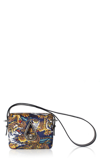 Medium kenzo print small flying tiger printed shoulder bag
