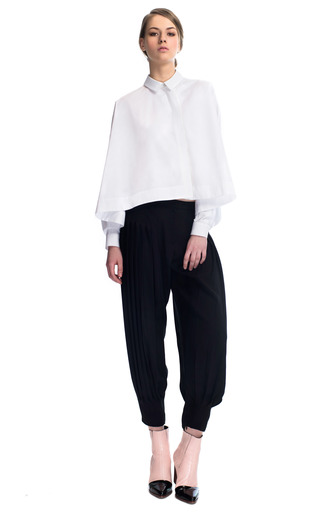 Soft Crepe Pants by KENZO for Preorder on Moda Operandi