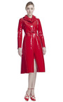 Lacca Trench Coat by VALENTINO for Preorder on Moda Operandi