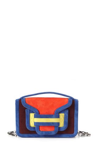 Medium pierre hardy red color blocked shoulder bag 2