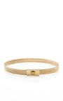 Chain Link Belt by VERSACE for Preorder on Moda Operandi