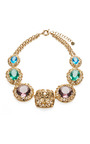 Crystal Necklace by VERSACE for Preorder on Moda Operandi