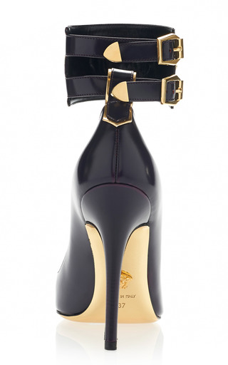 Studded Pump by VERSACE for Preorder on Moda Operandi