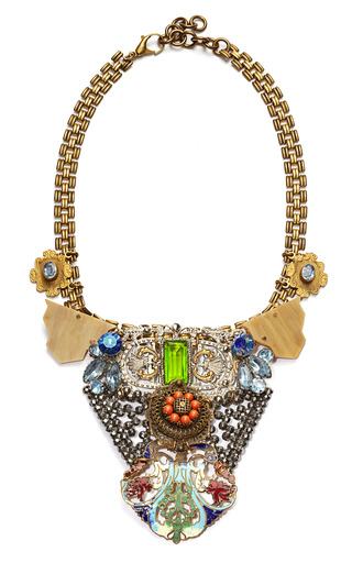 100 Year Necklace by LULU FROST for Preorder on Moda Operandi