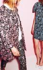 Brocade Micro Flower Jacket by MSGM for Preorder on Moda Operandi