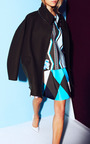 Scuba Skirt by MSGM for Preorder on Moda Operandi