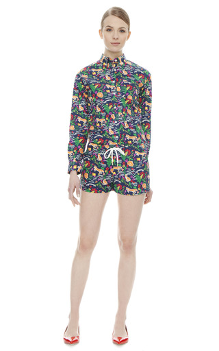 Absinthe Short by MAISON KITSUNE Now Available on Moda Operandi