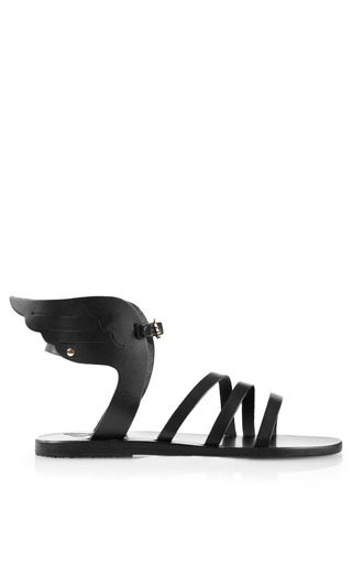 Ikaria Leather Sandals by ANCIENT GREEK SANDALS Now Available on Moda Operandi