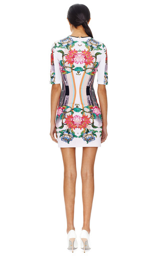 Hydraulics Dress by CLOVER CANYON Now Available on Moda Operandi