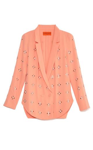 Medium clover canyon pink rhinestone jacket