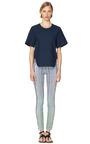 The Lorikeet Blue Ankle Skinny Jeans by MARY KATRANTZOU X CURRENT/ELLIOTT Now Available on Moda Operandi