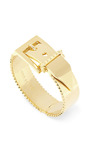 Perscan Buckle Bracelet by EDDIE BORGO Now Available on Moda Operandi