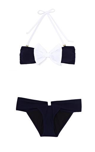Medium ete swim navy navy st tropez bikini