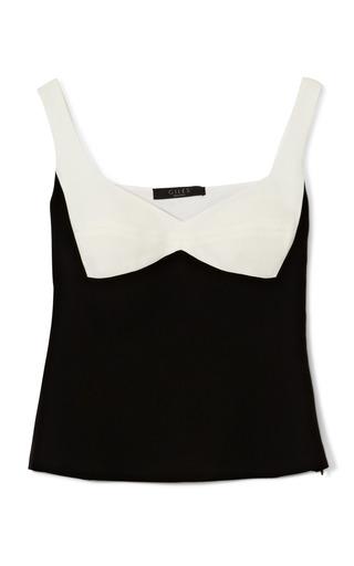 Medium giles black crepe camisole 2
