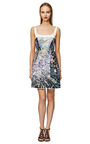 Smashed Jewel Cotton Dress by GILES Now Available on Moda Operandi