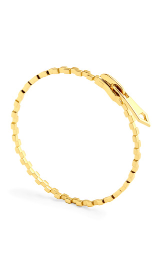 Mini Zipper Bangle by JENNIFER FISHER Now Available on Moda Operandi