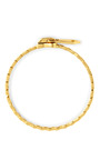 Mini Zipper Bangle by JENNIFER FISHER Now Available on Moda Operandi