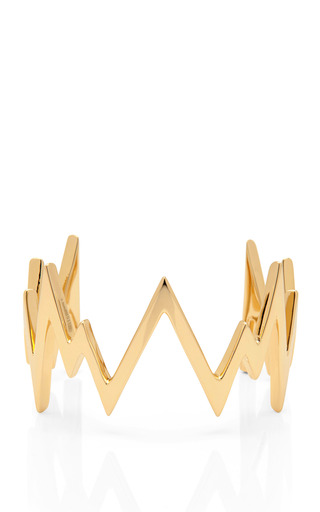 Medium jennifer fisher gold xl pulse cuff