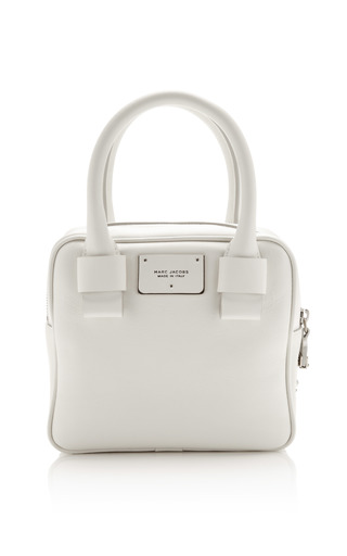 Medium marc jacobs ivory prince flight averell bag