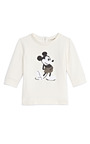 Sequin Mickey Mouse Sweater by MARC JACOBS Now Available on Moda Operandi