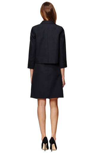 Techno Twill Three Button Blazer by MARC JACOBS Now Available on Moda Operandi
