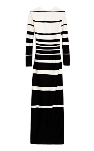 Silk Jersey Pieced Long T Shirt Dress by MARC JACOBS Now Available on Moda Operandi