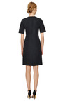 Pleated Front Cotton Dress by MARNI Now Available on Moda Operandi
