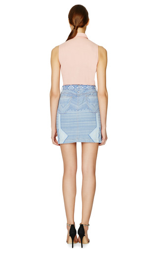 Umiko Light Wool Crepe Sleeveless Shirt by MOTHER OF PEARL Now Available on Moda Operandi