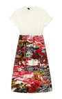 Orion Cotton/Silk Full Skirt Dress by MOTHER OF PEARL Now Available on Moda Operandi
